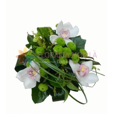 aranjament flori corporate
