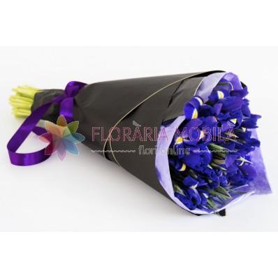 buchete iris