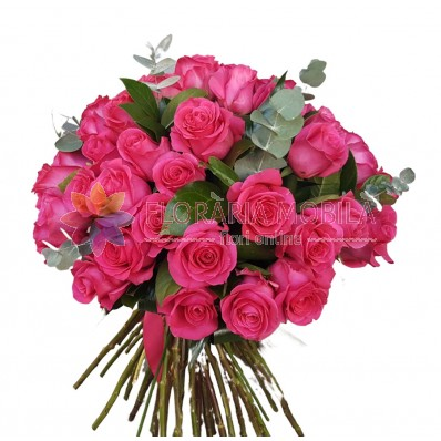buchete trandafiri cyclam
