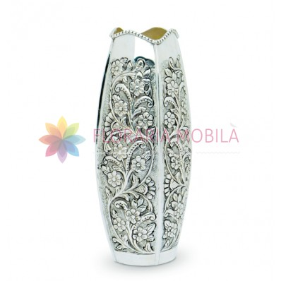 vaza argintata chinelli