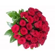 buchete din 37 trandafiri rosii