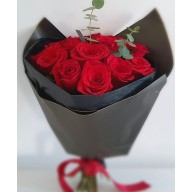 buchete cu trandafiri rosii