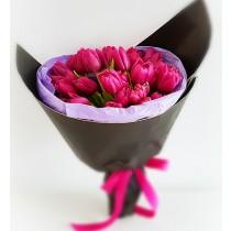 simplicity flowers buchet 25 lalele