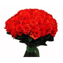 buchet class cu 71 trandafiri naraga.