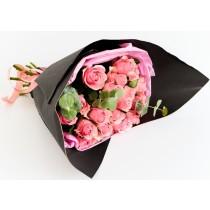 simplicity flowers buchet 19 trandafiri