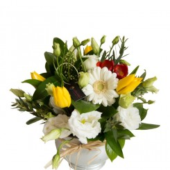 aranjament floral la domiciliu
