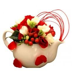 aranjament ceainic
