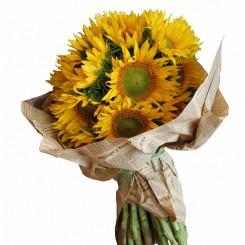 buchete din floarea soarelui