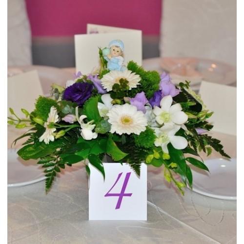 aranjamente de masa pentru nunta