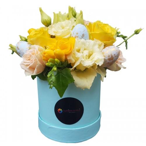 aranjamente flori paste