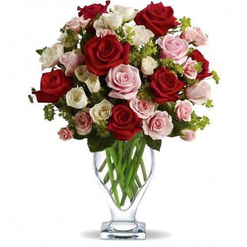 buchete din trandafiri