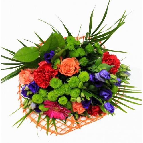 buchet mix de flori