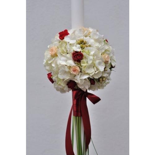 lumanari nunta de lux