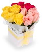 Aranjament trandafir